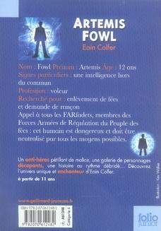 Artemis Fowl T.1