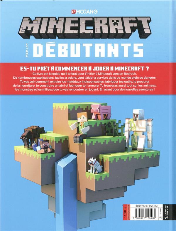 Minecraft pour les débutants ; un guide de survie étape par étape