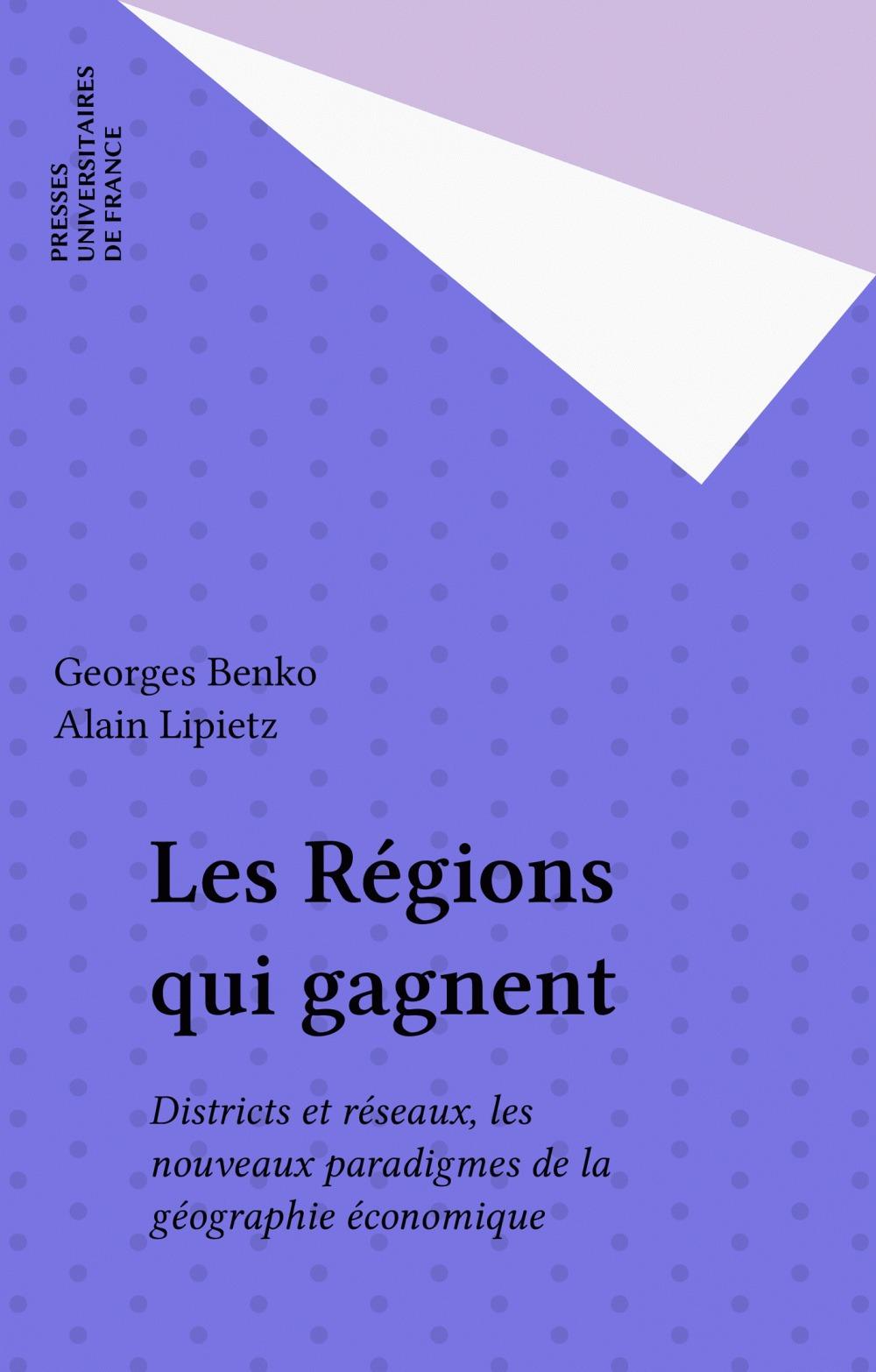Les regions qui gagnent