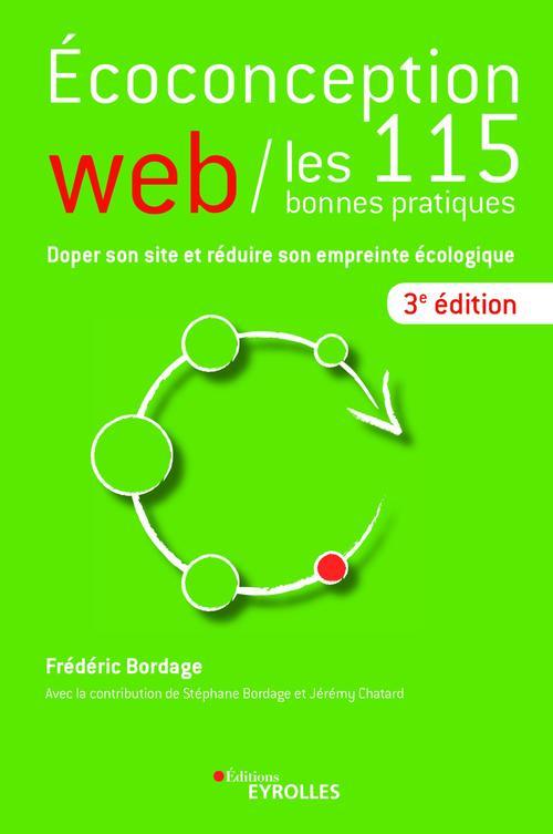 éco-conception web ; les 115 bonnes pratiques (3e édition)