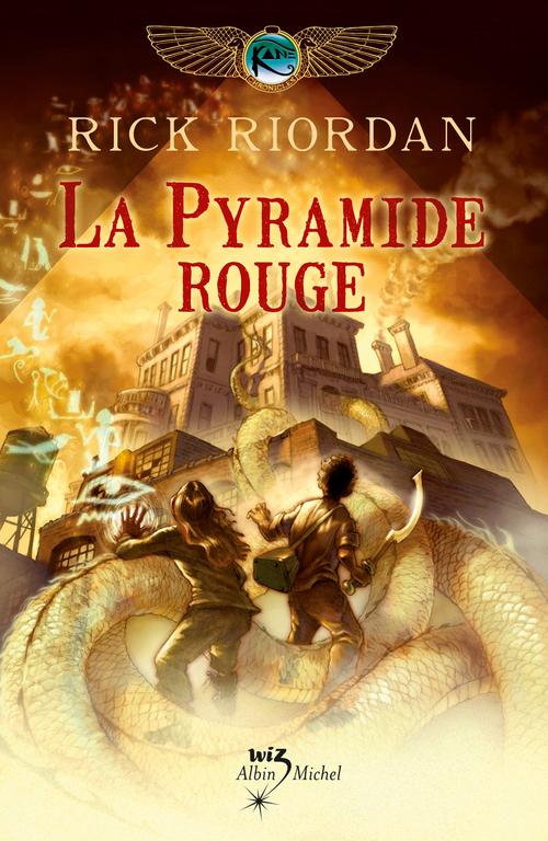 The Kane chronicles t.1 ; la pyramide rouge