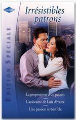 Vente Livre Numérique : Irrésistibles patrons (Harlequin Edition Spéciale)  - Anne Mather - Jessica Hart - Barbara McMahon