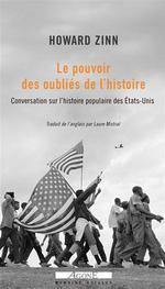 Couverture de Conversation sur une histoire populaire des etats-unis ; entretiens