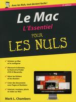 Vente Livre Numérique : Le Mac, L'Essentiel Pour les Nuls  - Mark L. CHAMBERS