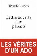 Lettre ouverte aux parents