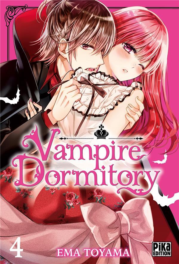 Vampire dormitory T.4