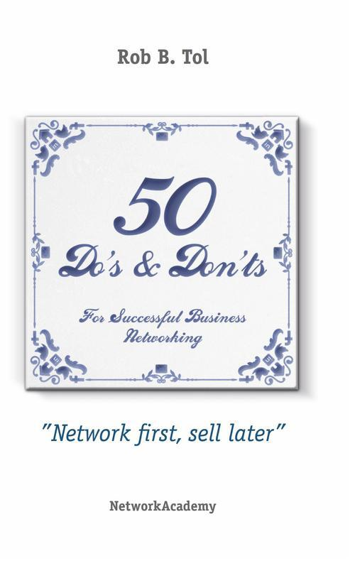 50 Do´s & Don´ts for successful business networking