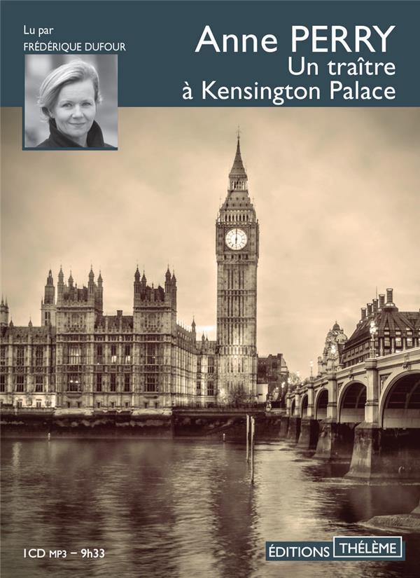 UN TRAITRE A KENSINGTON PALACE
