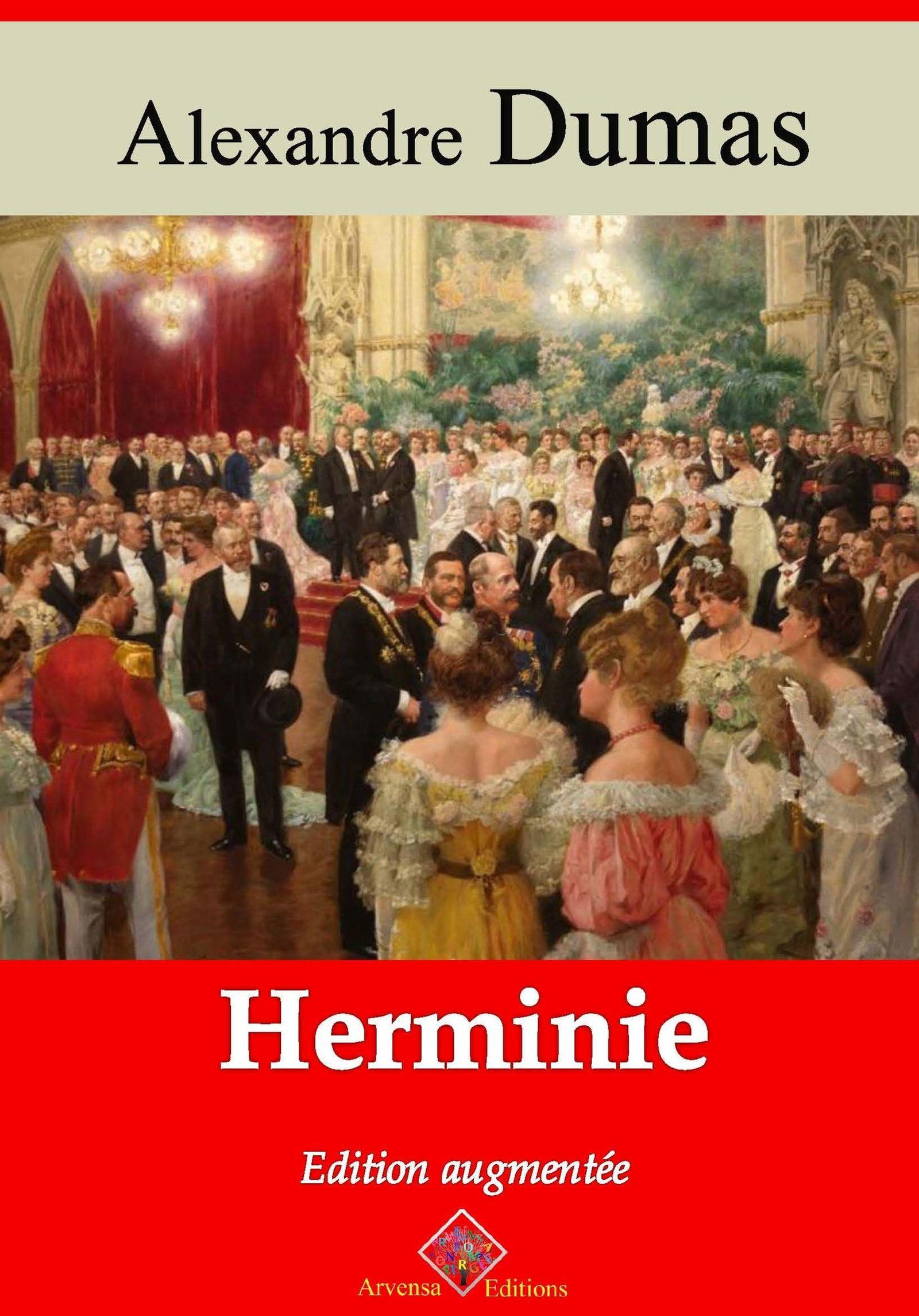 Herminie - suivi d'annexes