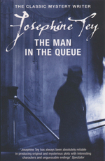 The Man In The Queue  - Joséphine TEY