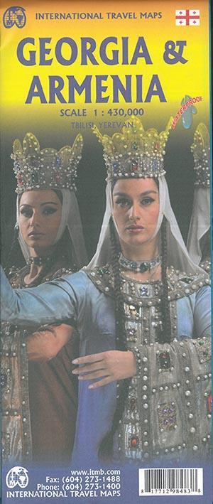 Georgia & Armenia (édition 2018)