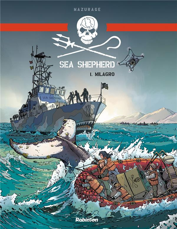 SEA SHEPHERD  -  MILAGRO