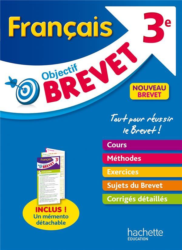Objectif brevet ; français ; 3e