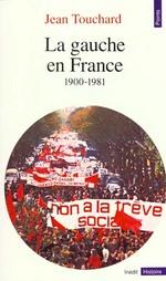Couverture de La gauche en france depuis 1900