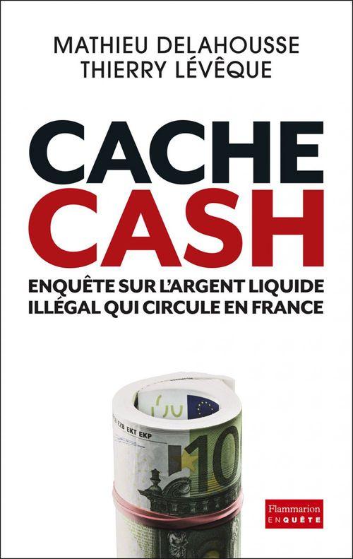 Cache cash ; enquête sur l'argent liquide illégal qui circule en France