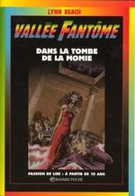 Couverture de Vallée fantôme ; dans la tombe de la momie