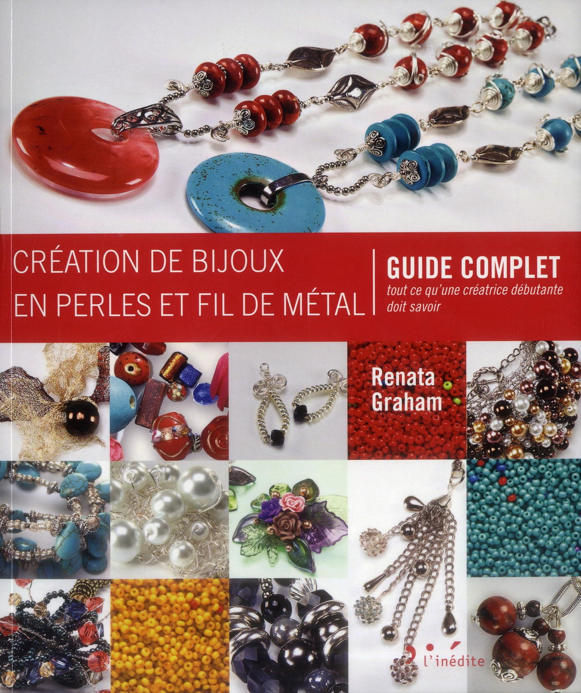 Creation De Bijoux En Perles Et Fil De Metal