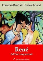 Vente Livre Numérique : René - suivi d'annexes  - François-René de Chateaubriand