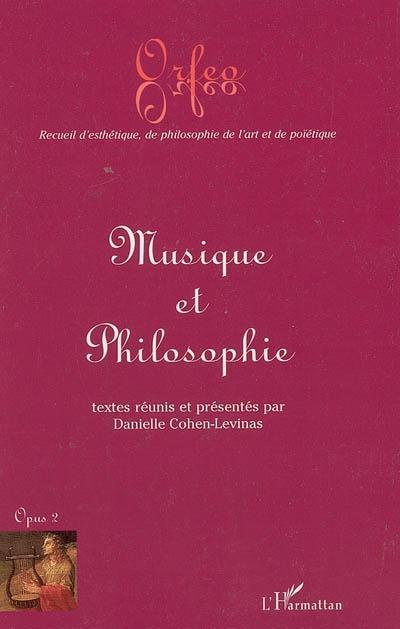 Musique et philosophie