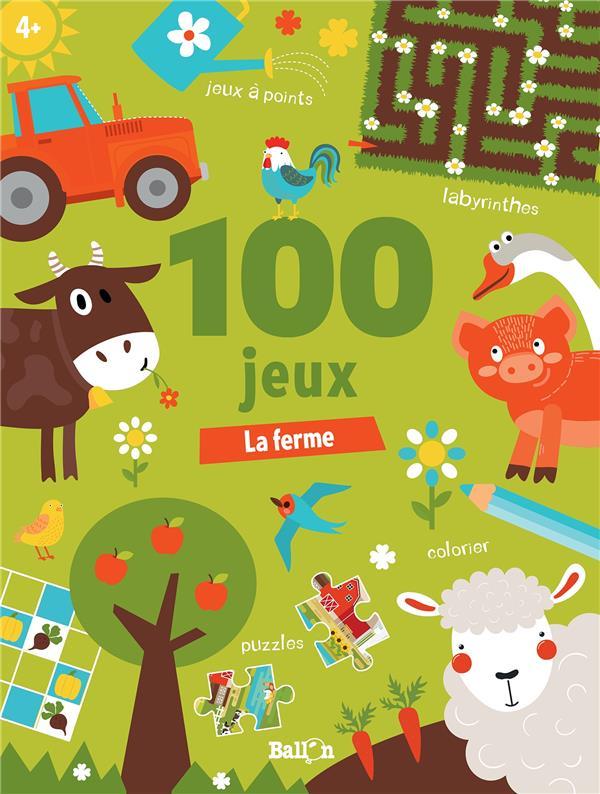 100 jeux la ferme