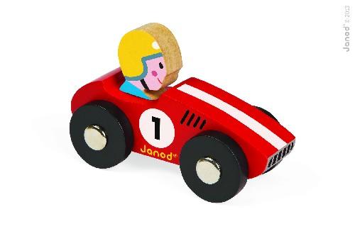 JANOD STORY RACING RACER (2 MODELES ASSORTIS)