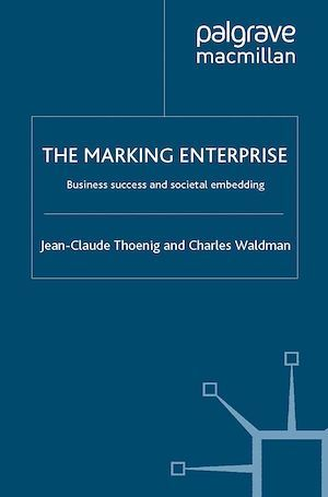 The Marking Enterprise