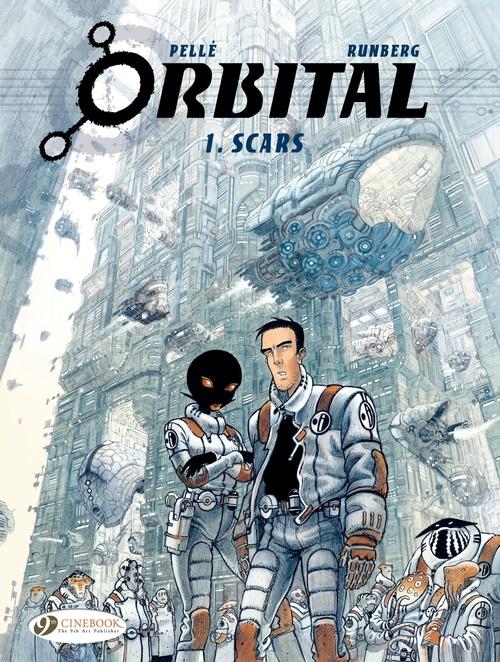 Orbital t.1 ; scars