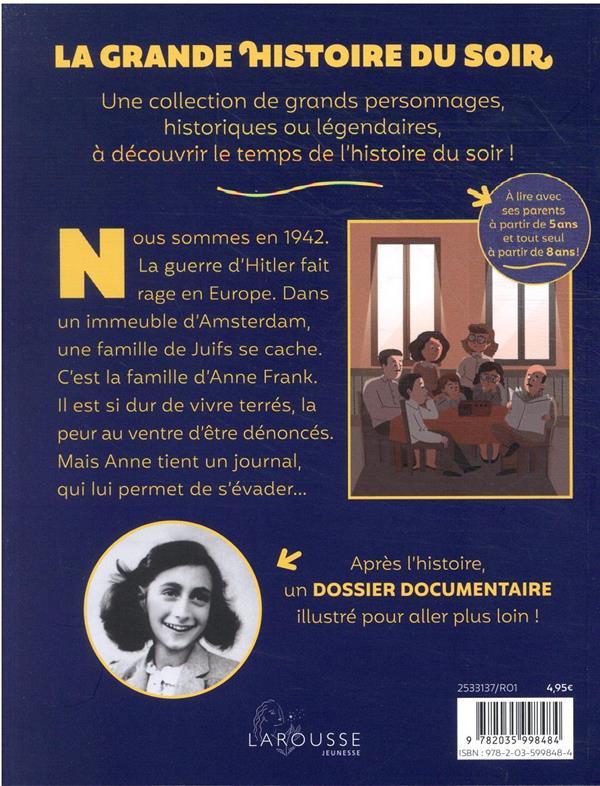 Anne Frank et l'appartement secret