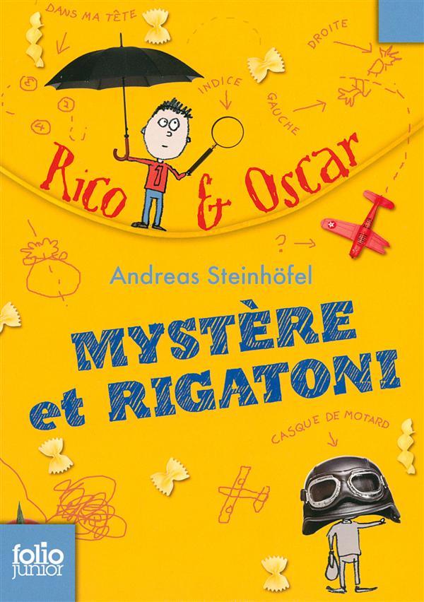 Rico et Oscar, mystère et rigatoni