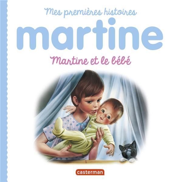 Mes premiers Martine ; Martine et le bébé