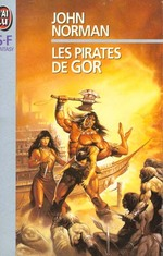 Couverture de Les pirates de gor