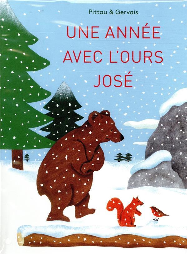 Une année avec l'ours José