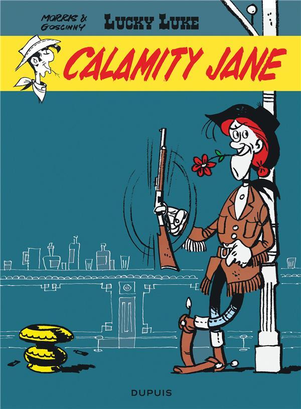 Lucky Luke T.30 ; Calamity Jane