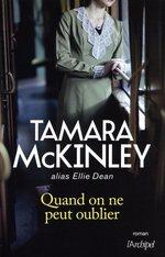 Vente EBooks : Quand on ne peut oublier  - Tamara McKinley