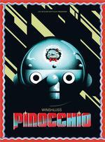 Couverture de Pinocchio - Edition Anniversaire
