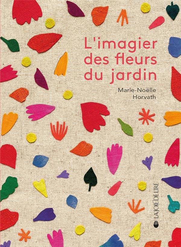 L'imagier des fleurs du jardin