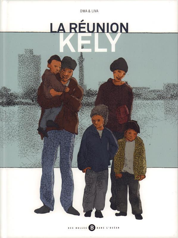 La réunion Kely ; l'histoire de Fabrice