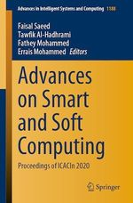 Advances on Smart and Soft Computing  - Errais Mohammed - Faisal Saeed - Fathey Mohammed - Tawfik Al-Hadhrami