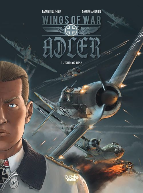 Wings of War Adler - Volume 1 - Truth or Lies?