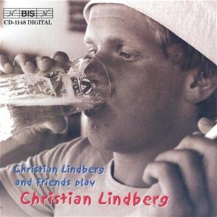 Christian Lindberg and friend play Christian Lindberg