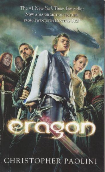 Eragon - film tie-in edition - Christopher Paolini - Random House ...