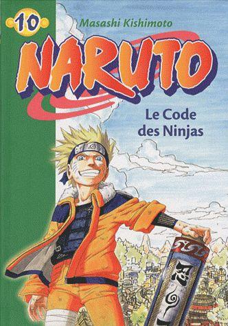 Naruto T.10 ; Le Code Des Ninjas