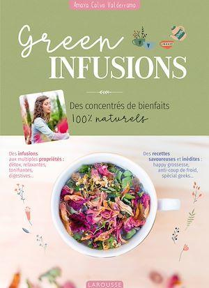 Green infusions  - Amaya Calvo Valderrama