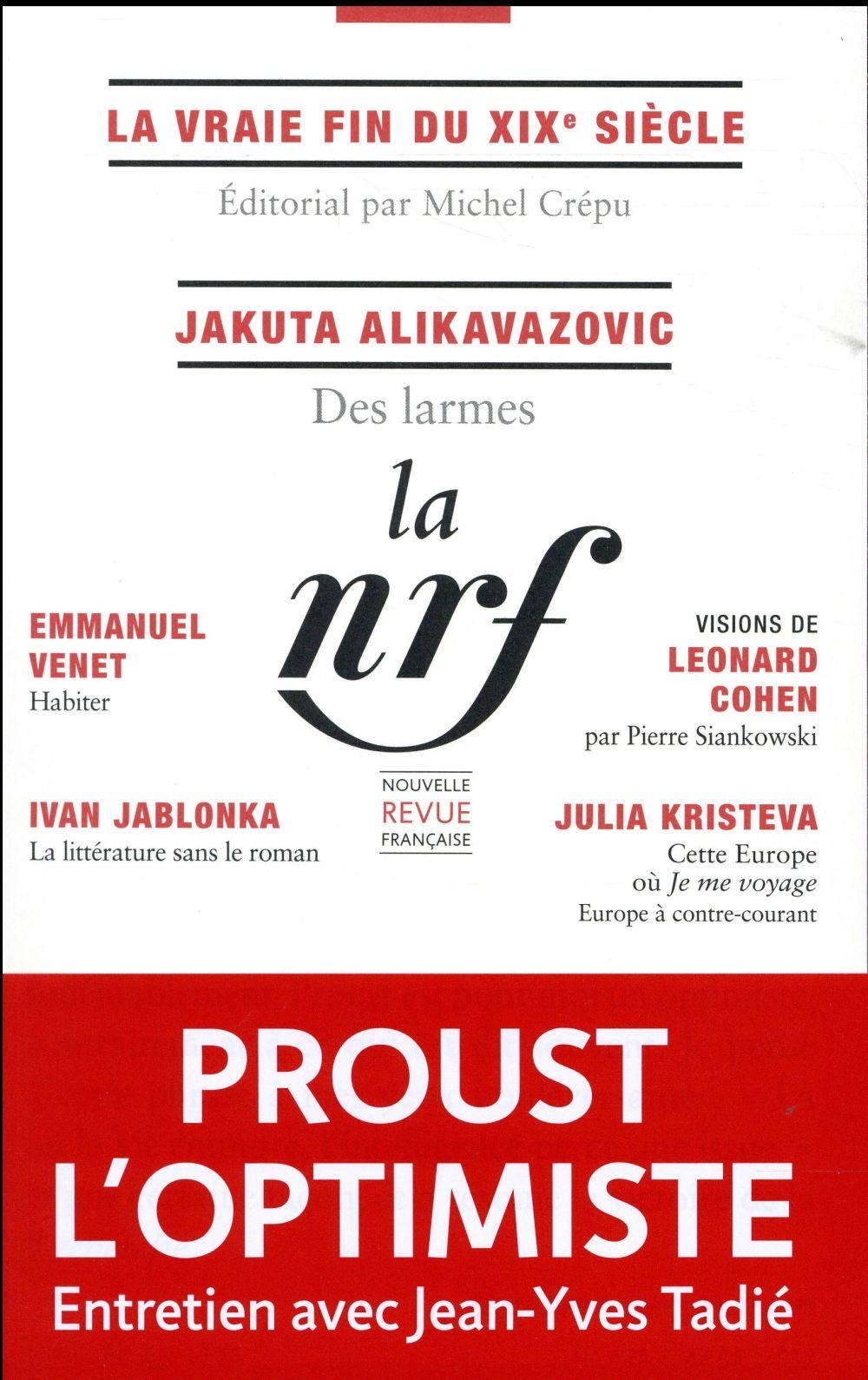 La nouvelle revue francaise n.623