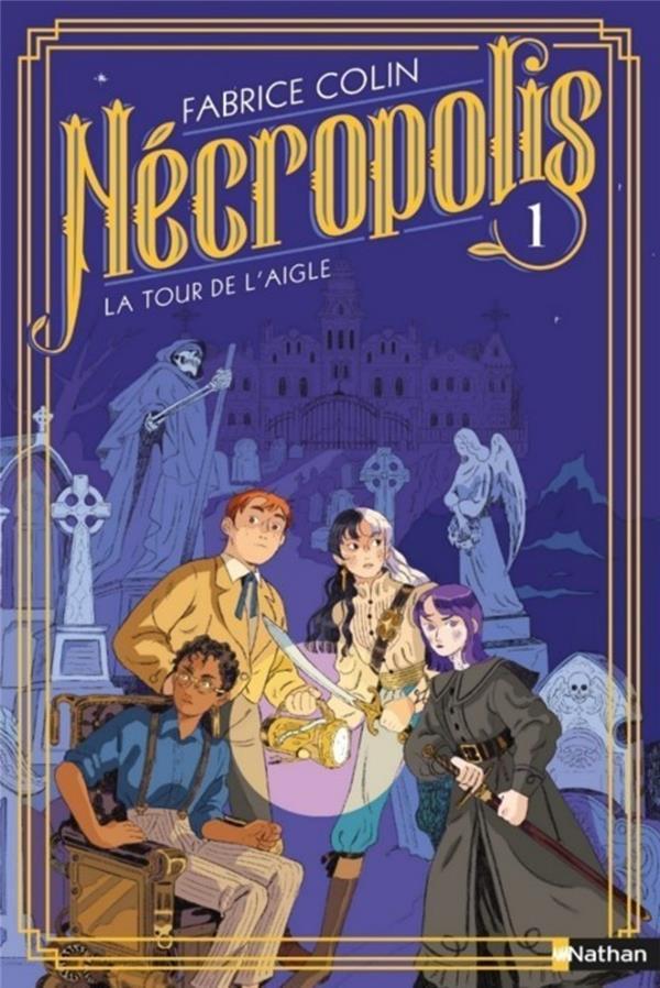 NECROPOLIS T.1  -  LA TOUR DE L'AIGLE