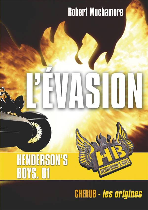 HENDERSON'S BOYS T1 L'EVASION (POCHE)