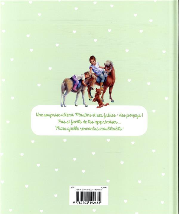 Martine ; un amour de poney