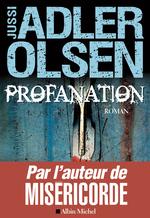 Vente Livre Numérique : Les enquêtes du département V t.2 ; profanation  - Jussi Adler-Olsen