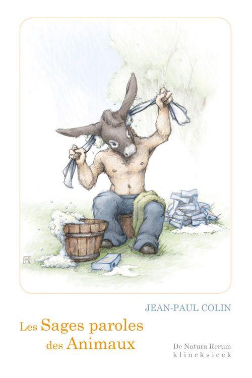 Vente Livre Numérique : Les Sages paroles des animaux  - Jean-Paul COLIN