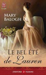 Vente Livre Numérique : Le bel été de Lauren  - Mary Balogh